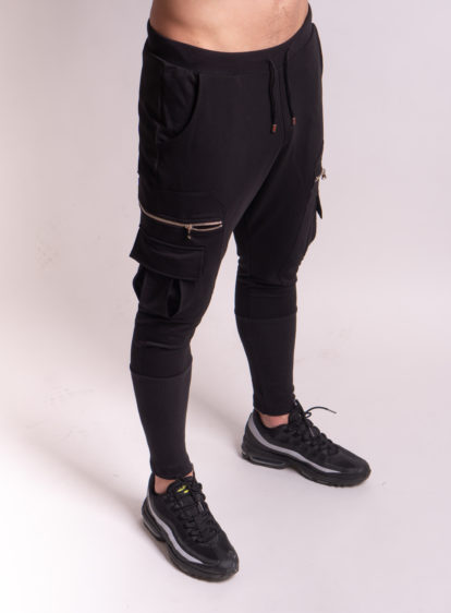 SD PANTS BLACK