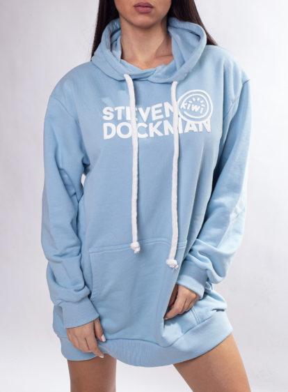 SD x Kiwi Hoodie Blue W