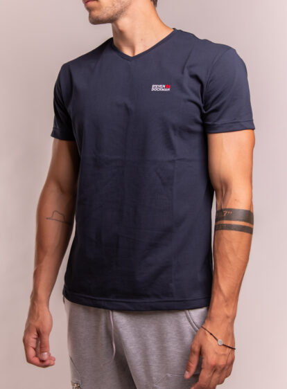 Basic man - navy blue