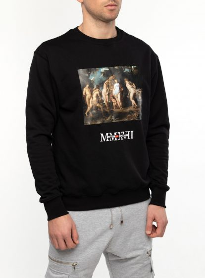 HEDONISM BLACK Sweatshirt