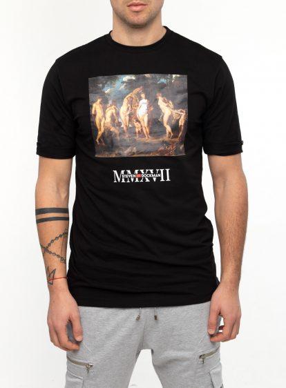 HEDONISM BLACK T-shirt