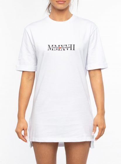 HEDONISM WHITE T-shirt